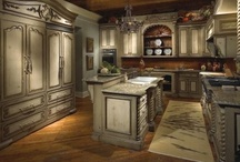 Captivating Kitchens   / by Rain Harry
