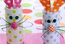 Kids Crafts / by Daynah
