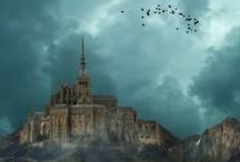Castles, Churches & Architecture / by Melissa H