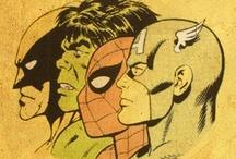 Comics / by Sean Williams