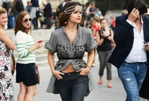 Street Style / by Loes White