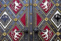 Doors , Gates , Windows & Stairs / Beautiful Cute Lovely ...     Favorite Doors   ,Gates,Windows  , Stairs ...etc Love it / by Yoshikazu Kozano