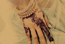 Henna/Mehndi / by Shazia A.