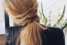 Beauty // Hair / by Liz Lewis