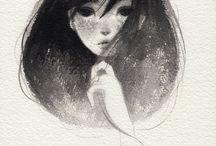 Illustration / Illustration / by Ash Fields