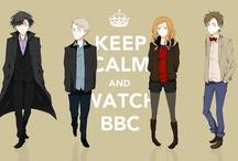 BBC / by Saskia Elizabeth