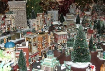 Christmas in the City / by Sherylyn Henschel