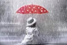 Let it RAIN / by Michelle Vernon