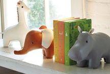 Nursery Ideas / by Audra Kurtz @ The Kurtz Corner