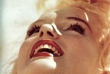 Marilyn Monroe / Anything Marilyn related...my spirit sister. / by Amy Sunshine Nunley