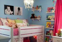 Children Room Ideas / by Audra Kurtz @ The Kurtz Corner