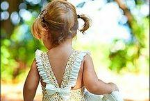 Little Girl Fashion / by Audra Kurtz @ The Kurtz Corner