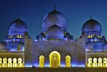 Islamic Architecture / by Hashim Madani