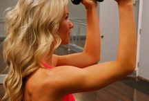 Sexy back & arms / by Breauna Pruett