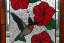 ~ Stained Glass ~ / Stained Glass Designs / by Deby Matta DeBruycker
