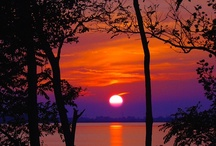 ~ Sensational Sunsets ~ / Sunsets / by Deby Matta DeBruycker