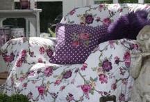 ~ Sitting Pretty ~ / Chairs, Chaises & Loveseats / by Deby Matta DeBruycker