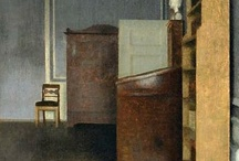 interior paintings / by Dick Oostra