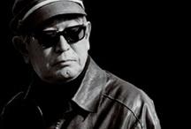 Akira Kurosawa / film director / by Yoshikazu Eri