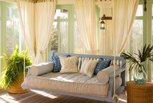 ~ My Back Porch ~ / Back Porches And Patios / by Deby Matta DeBruycker