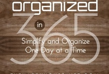 Organization Tips / by Amie Shive