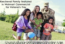 20 Must Follow Christian Military Wives / by Carlie :: Today's Frugal Mom