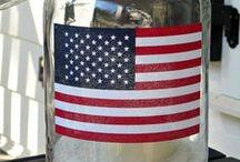 DIY Patriotic Projects / by Trish & Bonnie { Uncommon Designs }