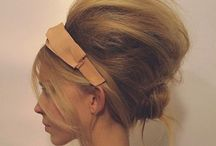 Hair ideas / All things hair (cut, color, styles, haircare!) / by Jenna Stanford