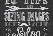 Blog Tips / by Trish & Bonnie { Uncommon Designs }
