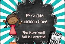 1st Grade Common Core / Welcome to the 1st Grade Common Core Pinterest page! We hope you find valuable resources to help support the new Common Core Curriculum standards. **Note to Collaborative Pinners* Please make sure to not pin the same product multiple times on multiple boards in the same day. It crowds the Pinterest feed of followers. To keep our followers please try to pin a mixture of free products, blog posts, and paid products. Remember this is a collaborative board. :) Thanks so much.... ~Pam  / by Pam Rountree