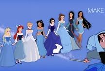 Disney / by Charlie Mickey