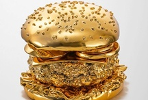 Burgers / by Kimberley Henbury-Newton