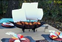 Thanksgiving Inspiration / by Trish & Bonnie { Uncommon Designs }