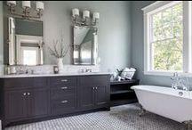 Bathroom Ideas / by Julia Dunagan