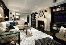Living Room Ideas  / by Julia Dunagan