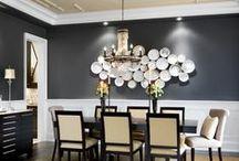 Dining Room Ideas / by Julia Dunagan