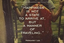 Words to Travel By -- Travel Quotes / by TravelAge West