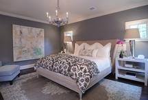 bedrooms / by Melissa Christian Rosecrans