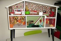 Dollhouses and Miniatures / by Cindy B.