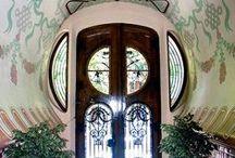 Doors,Windows,Balconies,Portals / by Mary Ellis