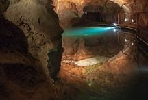 Canyons,Mountains,Caves,Caverns,Cliffs / by Mary Ellis