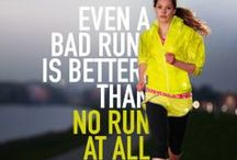 I <3 Running / Races I want to do, running tips, and just anything to do with running / by Rachel Burns