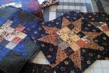 """Quilting and Sewing Projects  / """"Crafts make us feel rooted, give us a sense of belonging and connect us with our history. Our ancestors used to create these crafts out of necessity, and now we do them for fun, ... and to express ourselves.""""  Anonymous / by Suzy Mathews"""