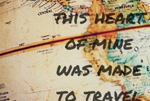 Travel / by Jana Hattingh
