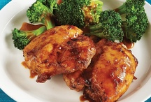 Chicken & Turkey Recipes / by Diane Ki