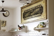 Most Important Room in the House (Kitchens) / by Elena Martin