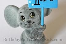 1st Birthday Ideas / by Birthday Party Ideas 4 Kids