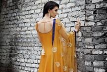 Salwar Kameez We Love / Buy Salwar Kameez, Punjabi Suits, Pakistani Salwar Kameez and Anarkalis on our dedicated marketplace for Indian Clothing Online at www.didiswardrobe.com / by Didi's Wardrobe .com