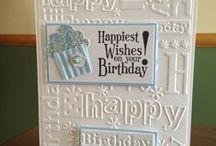 Cards 1-Lovely Cards / Lovely card I have seen and would oneday like to make / by Lorraine Sullivan