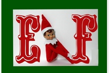 Elf on the Shelf / by Tiffany Howell
